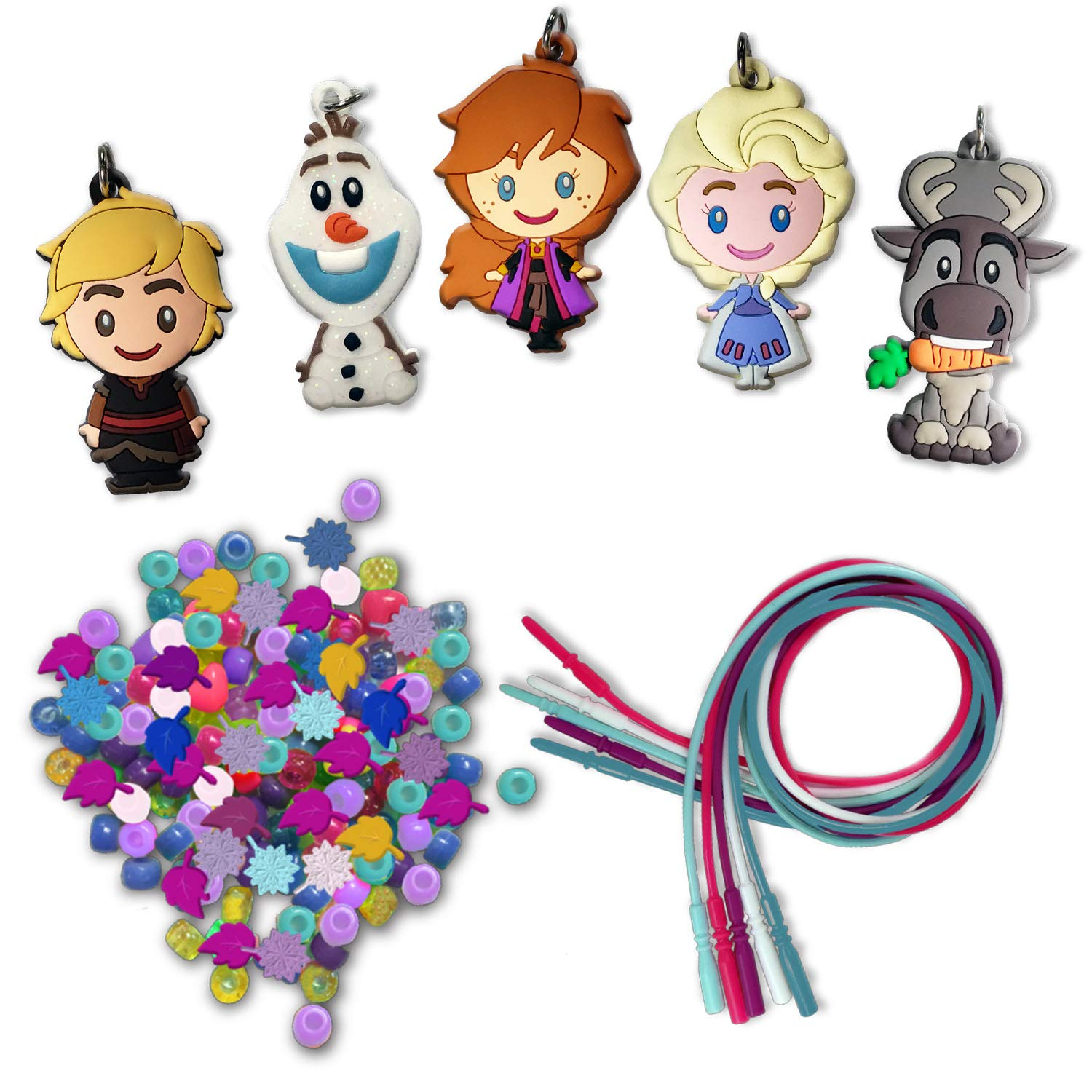Disney Frozen Necklace Beading