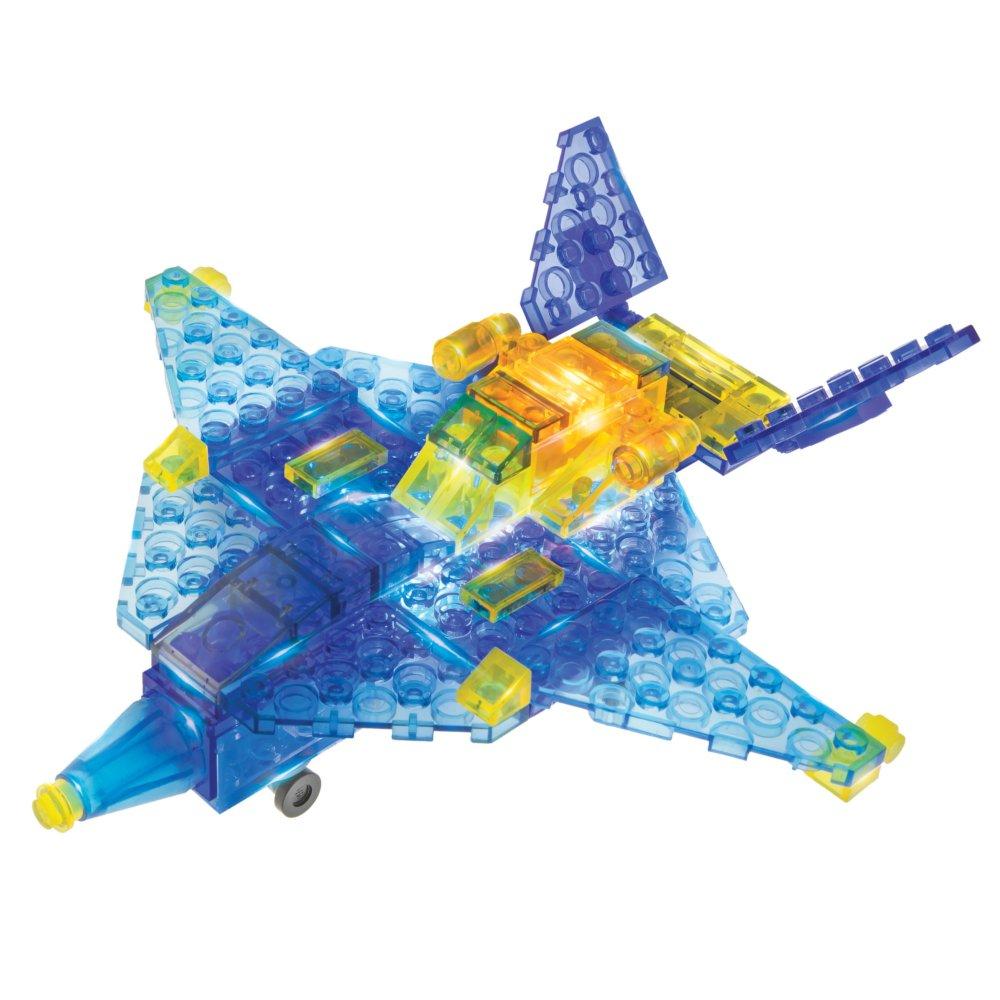 Laser Pegs Jet
