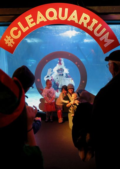 Photo courtesy Greater Cleveland Aquarium